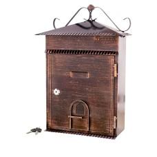 Ящик почтовый №2006 ст.медь