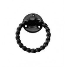 Домарт РК 80 мод.1 (черная) Ручка-кольцо