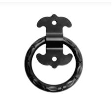 Домарт РК 100 мод.2 (черная) Ручка-кольцо