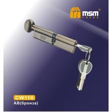 Цилиндровый механизм CW 110 мм