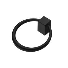 Ручка-кнопка 14.K1130.09 BL (матовый черный)