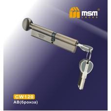 Цилиндровый механизм CW 120 AB