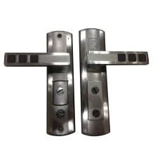 Дверная ручка ML-300 Quatro Master Lock 32512-L
