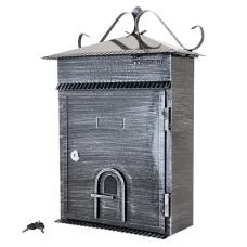 Ящик почтовый №2006 ст.серебро