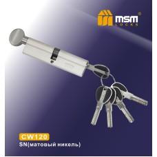 Цилиндровый механизм CW 120 SN