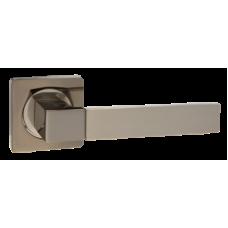 PUERTO AL 521-02 BN/SN черный никель/никель мат. Комплект ручек
