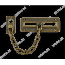Нора-М Цепочка дверная №4 ст.бронза (200,20)