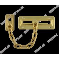 Нора-М Цепочка дверная №4 золото (200,20)