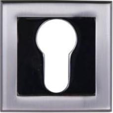 Накладка Локер ENT 52 SN/BN черный никель