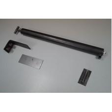 Доводчик дверной пневматический Doorstop до 150 кг антик.медь